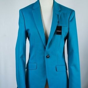 Topman Men's Sport Coat Blazer
